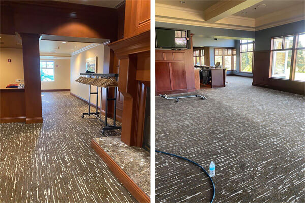 Carpet Color Repair Vancouver