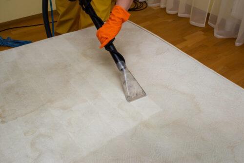 mattress deep cleaning