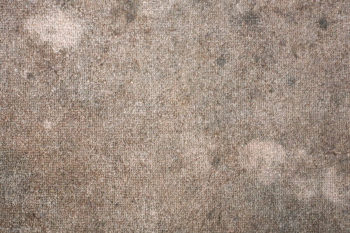 bleach stain on carpet