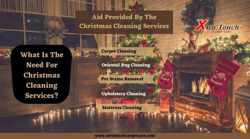 What Is The Need For Christmas Cleaning Services?