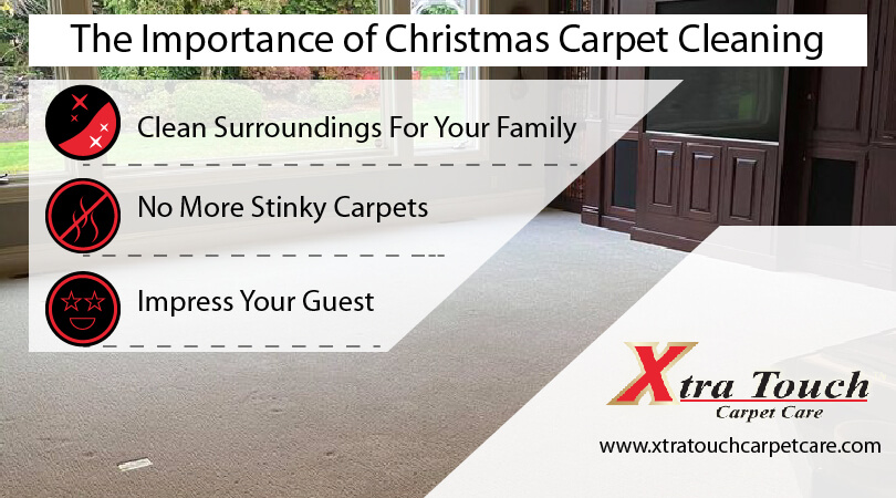The Importance of Christmas Carpet Cleaning