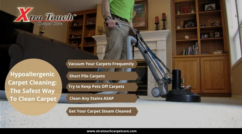 Hypoallergenic Carpet Cleaning: The Safest Way To Clean Carpet