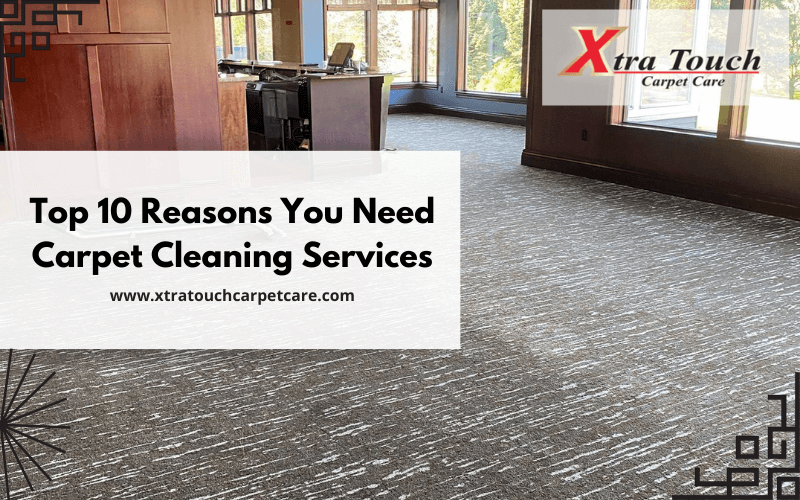 Carpet Cleaning Services Vancouver WA