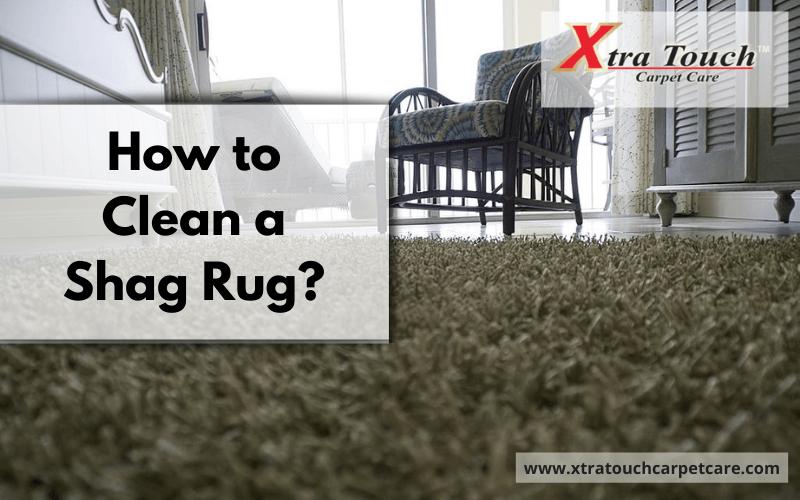 How to Clean a Shag Rug?