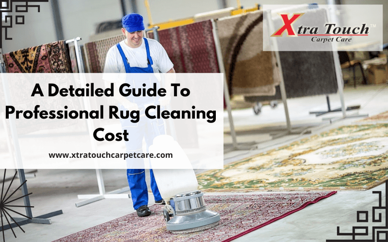 Professional Rug Cleaning Cost